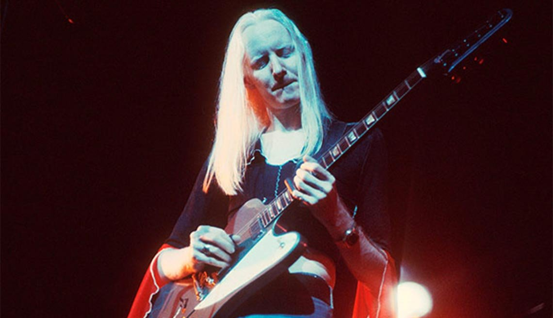 Johnny Winter, 70, Musician, 2014 Celebrity Obituaries