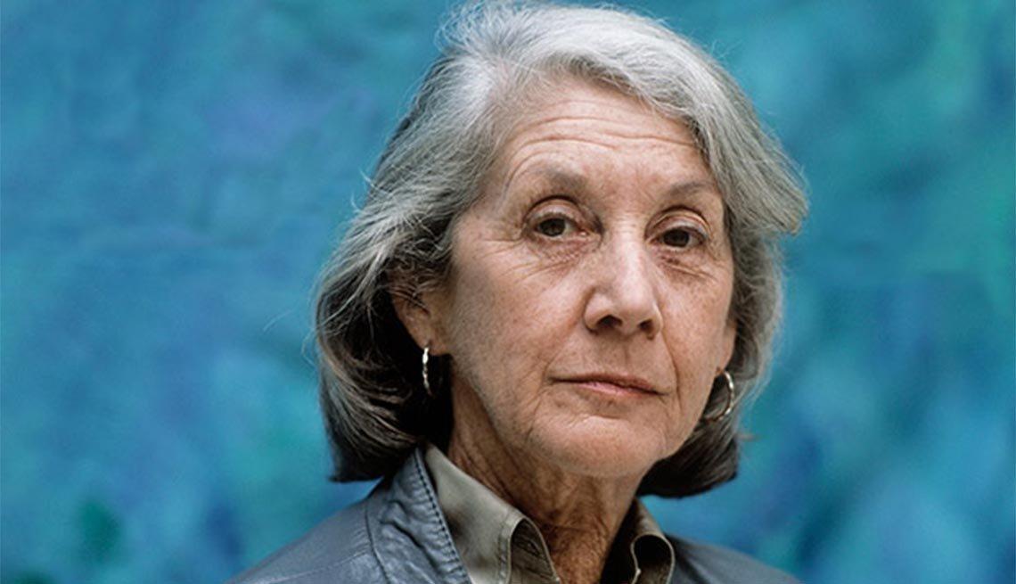 Nadine Gordimer, 90, Author