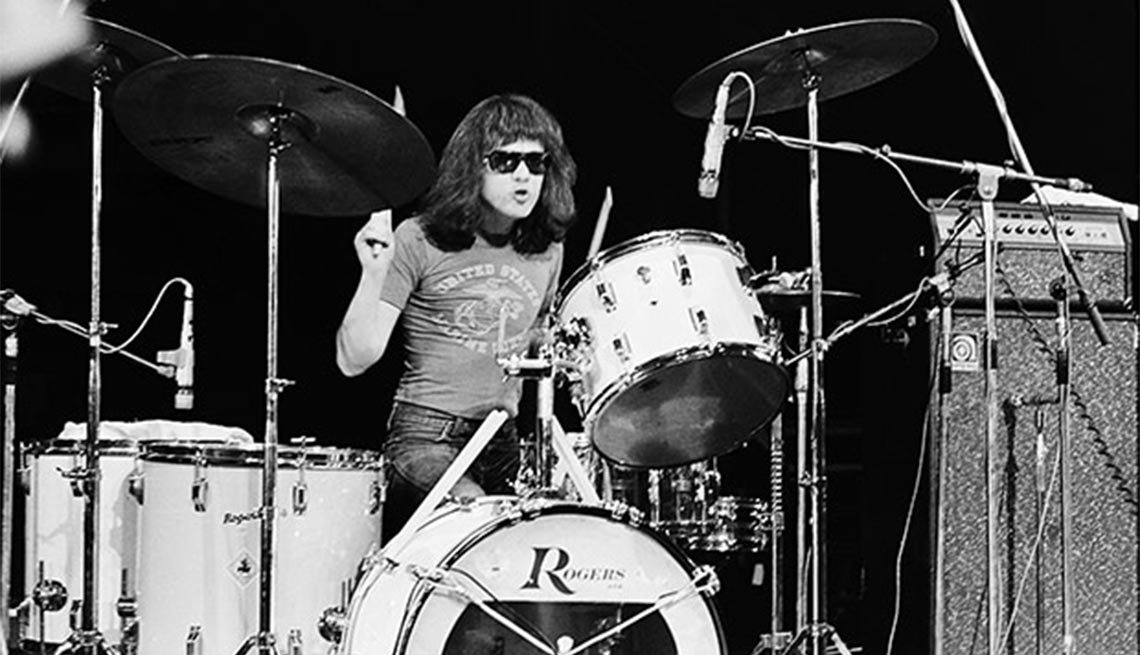 Tommy Ramone, 62, Musician