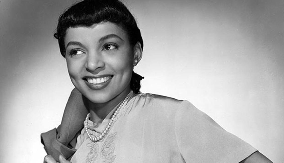 Ruby Dee, 91, Actress