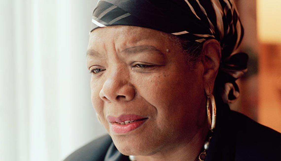 Maya Angelou, 86, Poet