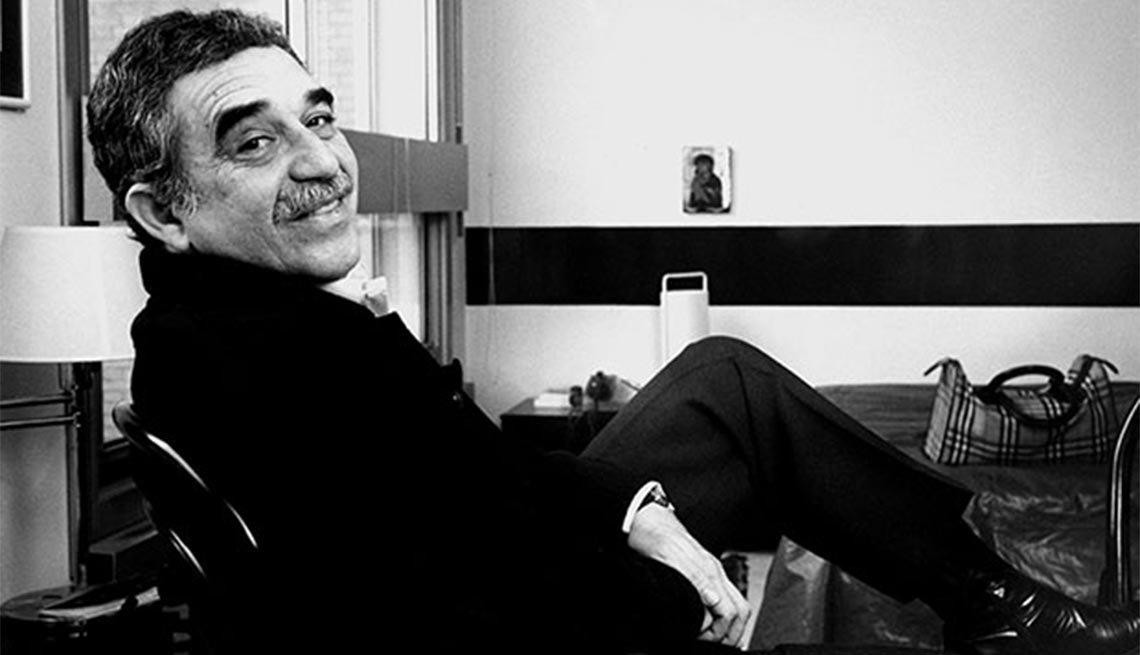 Gabriel Garcia Marquez, 87, Author