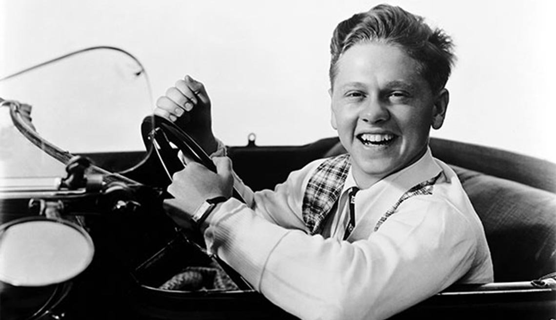 Mickey Rooney, 93, Actor