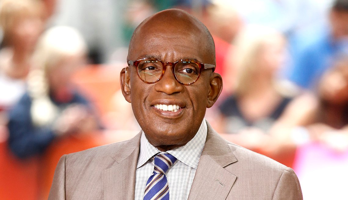 Al Roker, Television Host, The Today Show, NBC, August 2014 Celebrity Birthday Milestones