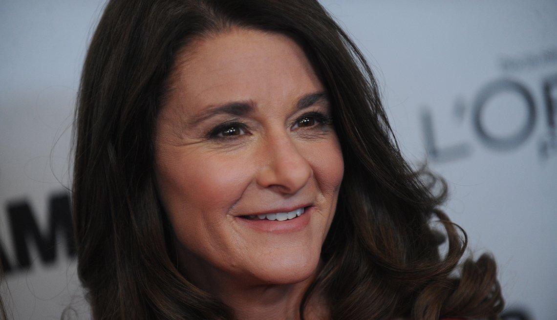 Melinda Gates, Bill Gates Wife, August 2014 Celebrity Birthday Milestones