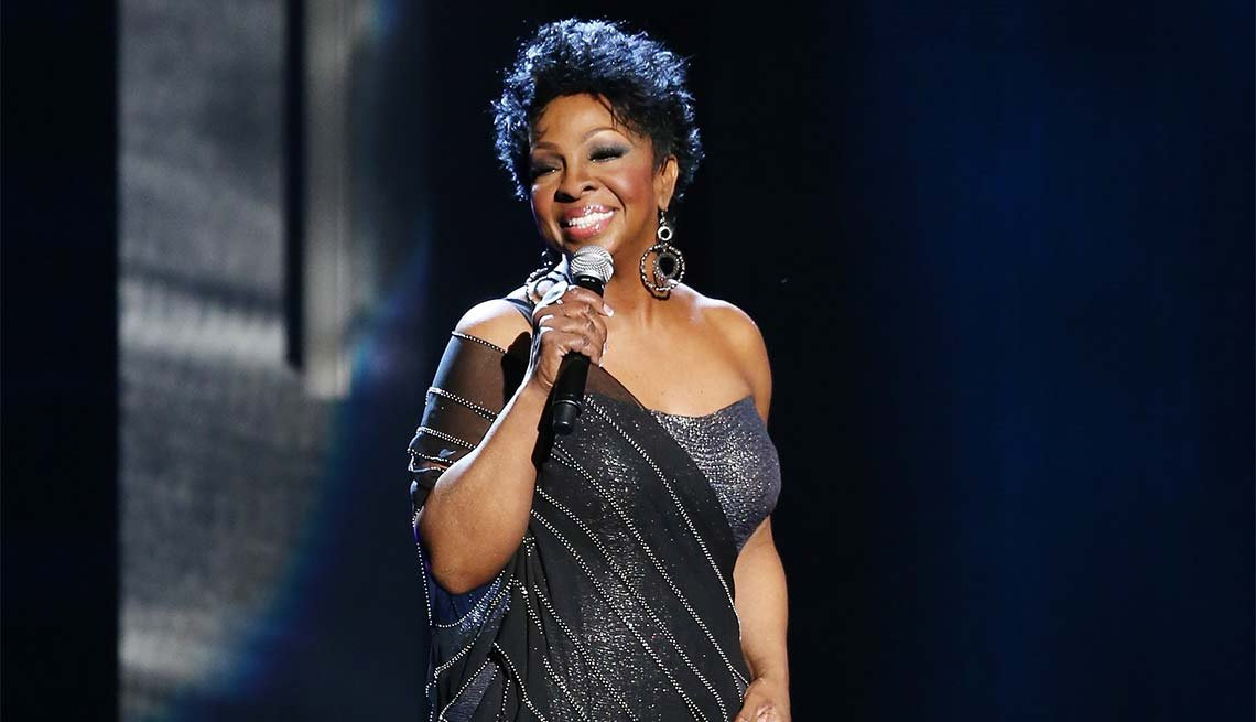 Singer, Musician, Gladys Knight, Look Who's A Grandma