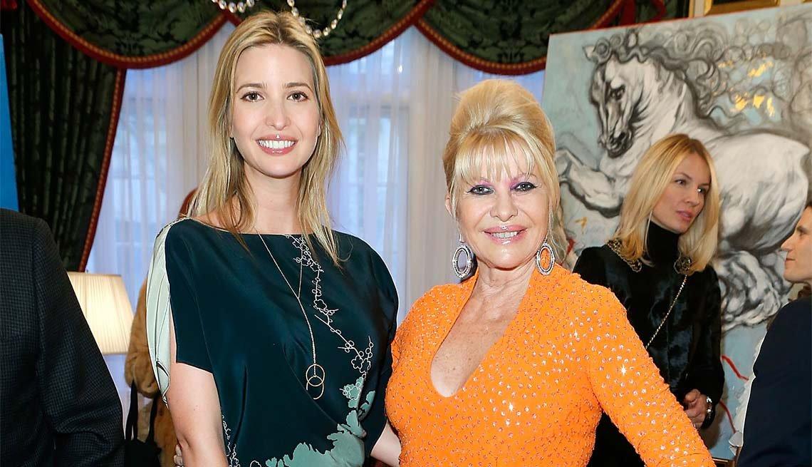 Ivana Trump, Ivanka Trump, Look Who's A Grandma