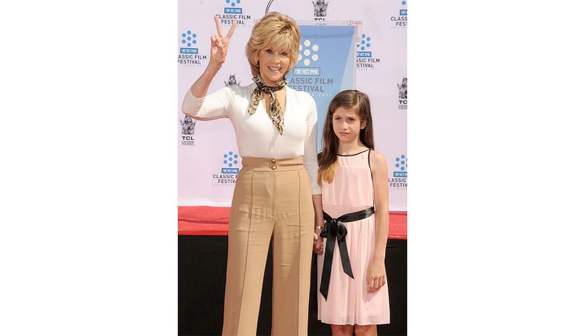 Jane Fonda, Actress, Look Who's A Grandma