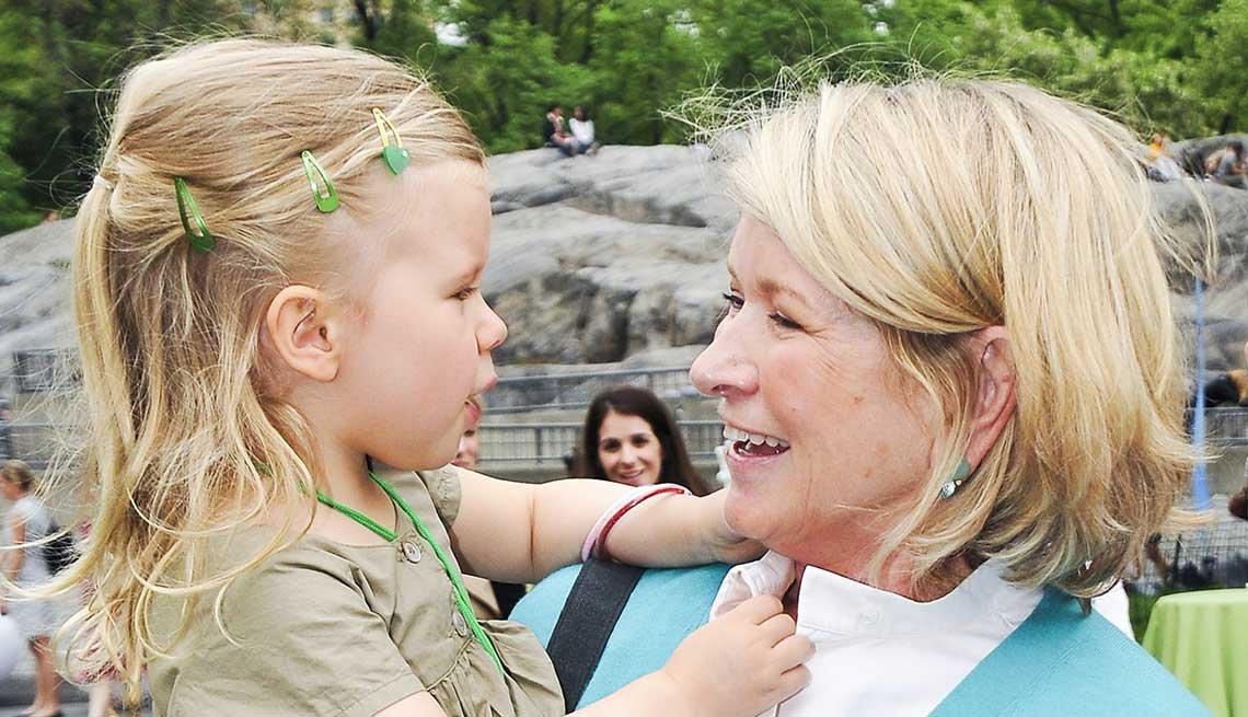 Celebrity, Grandmother, Martha Stewart, Look Who's A Grandma