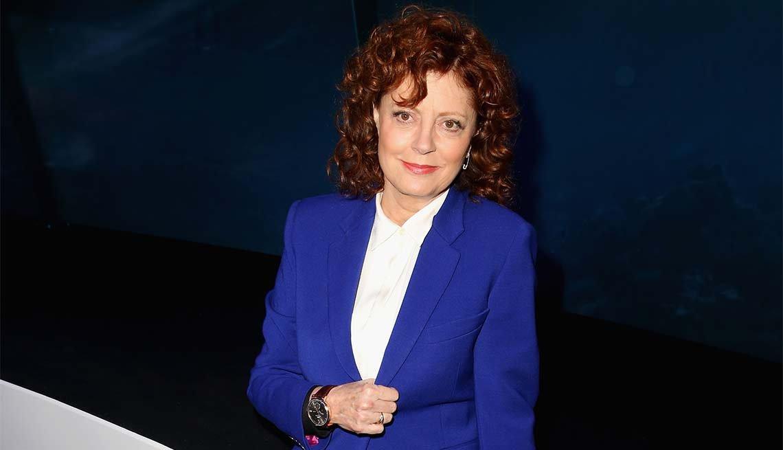 Actress, Portrait, Susan Sarandon, Look Who's A Grandma