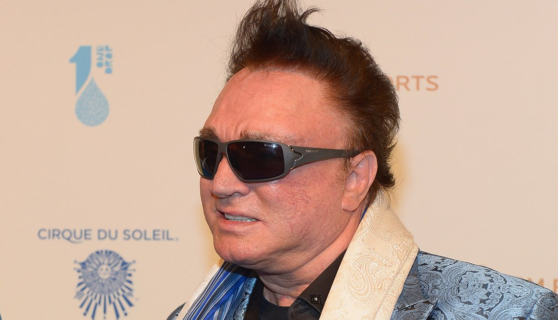 Roy Horn, 70, Siegfried & Roy, Magician, Entertainer, October 2014 Celebrity Birthday Milestones