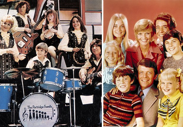 The Partridge Family, The Brady Bunch, You Know You're a Boomer