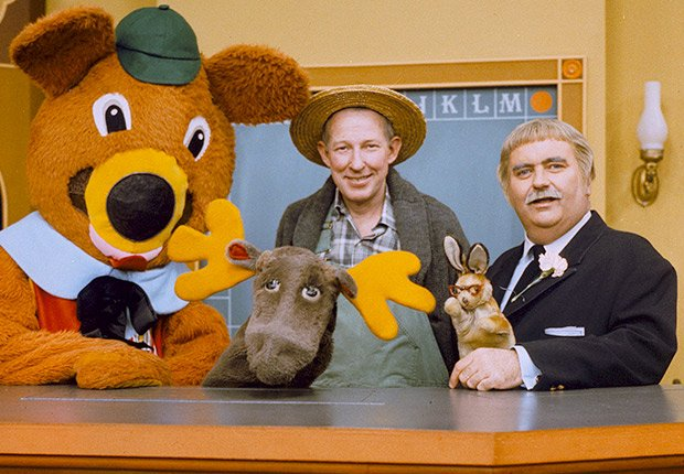 Captain Kangaroo, You Know You're a Boomer