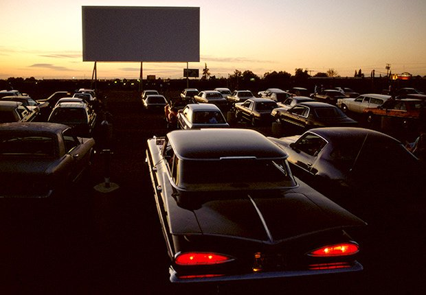 Drive in, You Know You're a Boomer