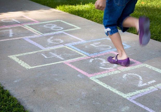 Hop scotch,You Know You're a Boomer