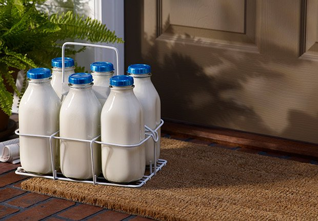 Glass bottle milk, You Know You're a Boomer