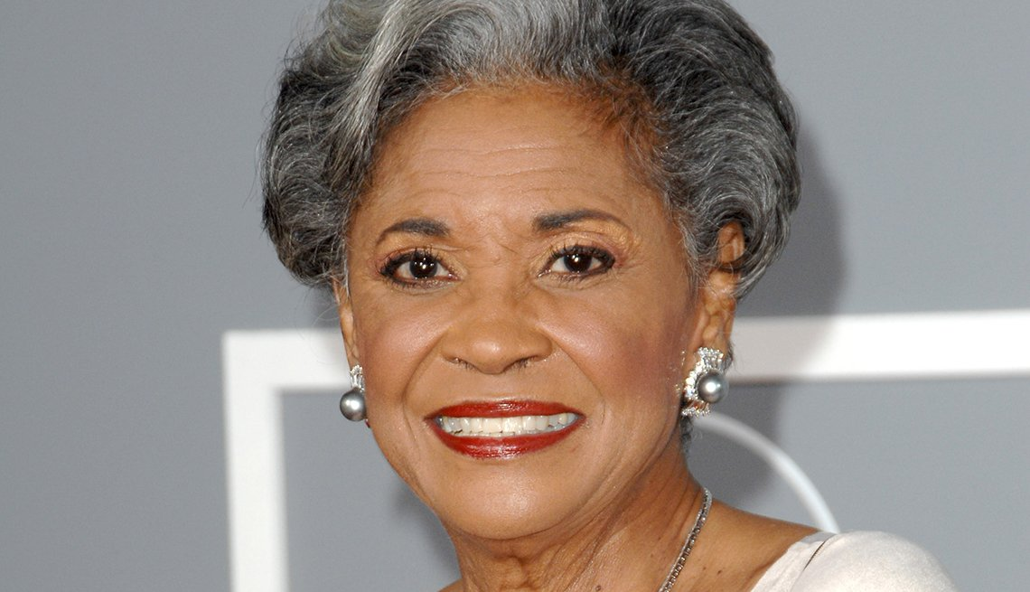African American Woman, Grey Hair, Nancy Wilson, Jazz Vocalist, Going Grey Tips