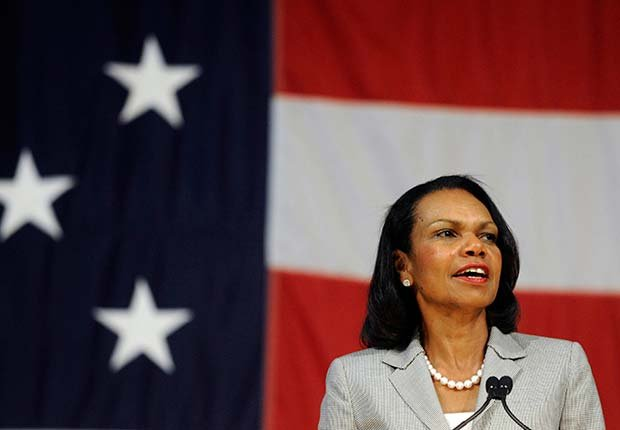 Condoleezza Rice, November Milestone Birthdays