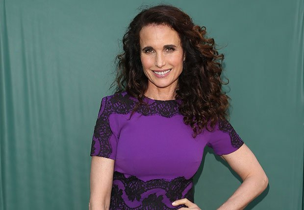 No Way They're 50 Plus Celebrities Andie MacDowell