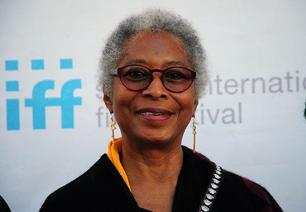 Alice Walker, Celebrities Who Rock Gray Hair