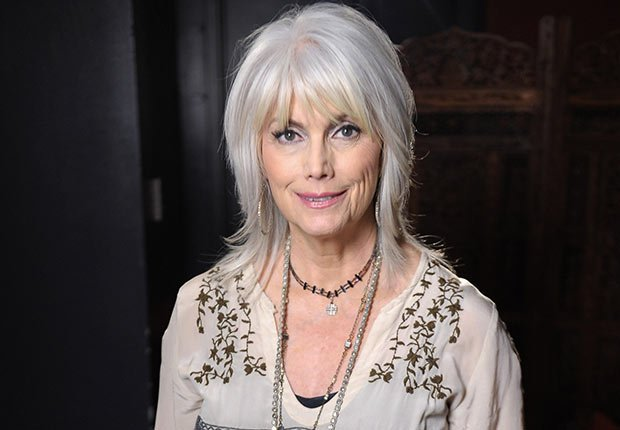 Emmylou Harris, Celebrities Who Rock Gray Hair