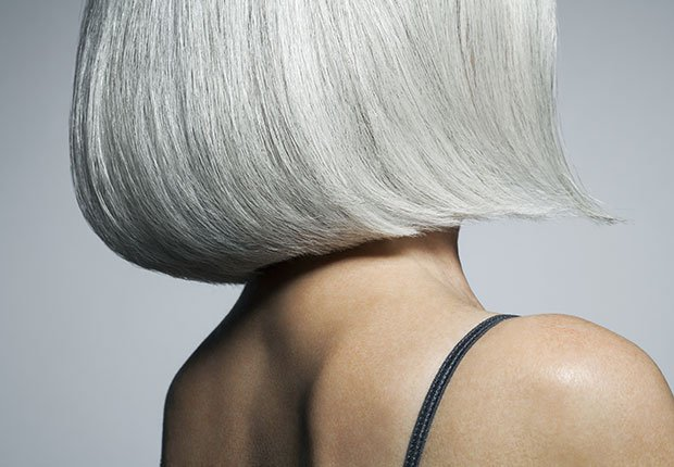 Start a New Hair-Care Routine ASAP, Go Gray in 7 Steps