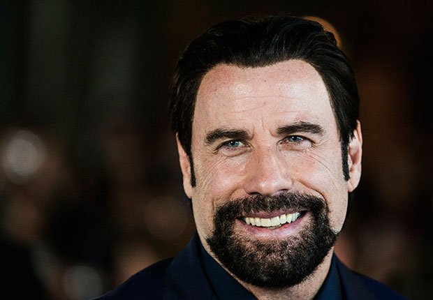 John Travolta, No Way They're 60+