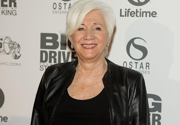 Olympia Dukakis, Celebrities Who Rock Gray Hair