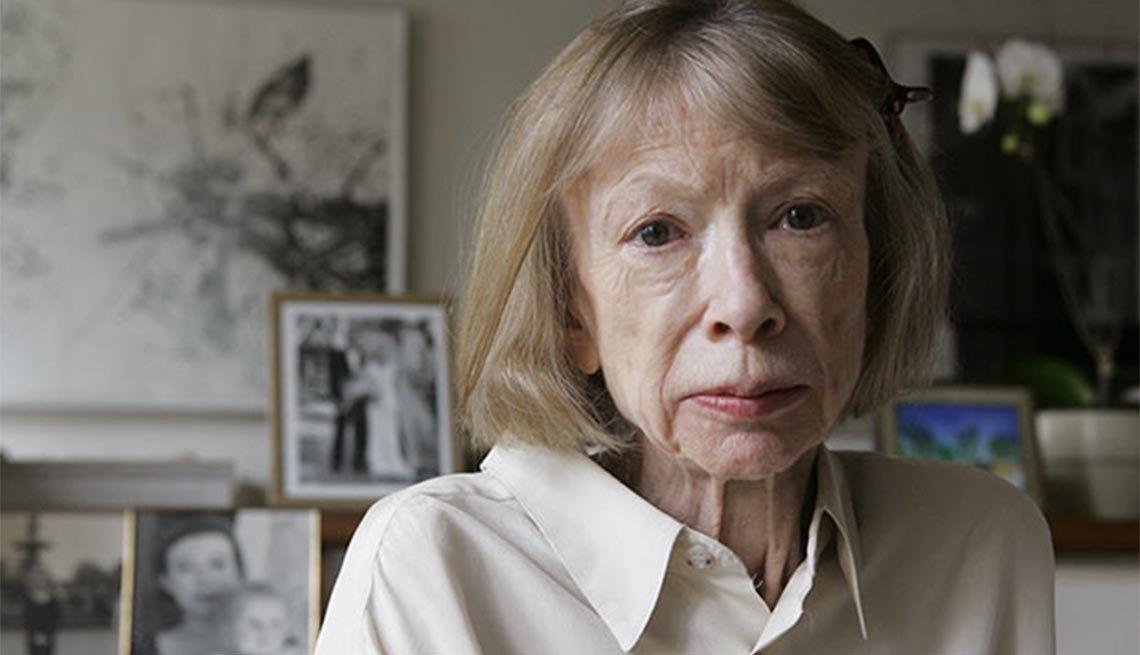 Joan Didion, 80