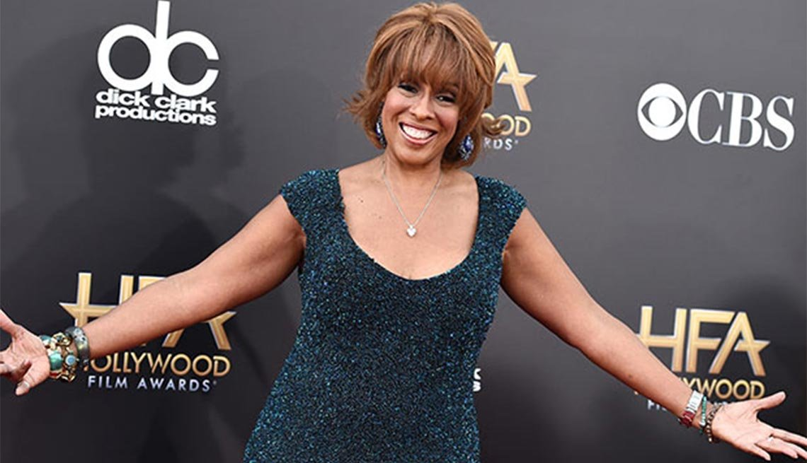 Gayle King, 60, Television Personality, December Celebrity Birthday Milestones