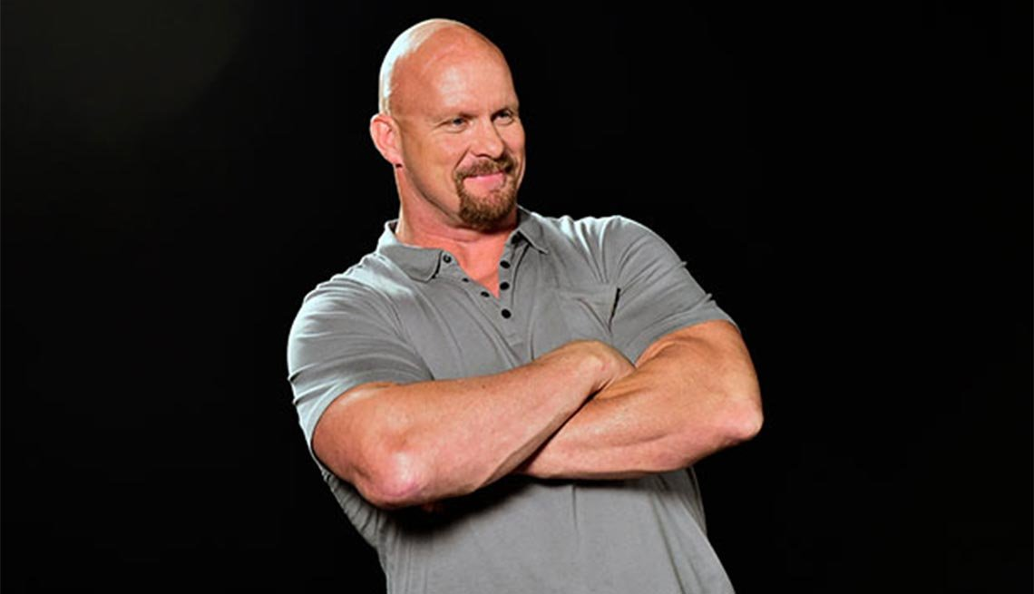 'Stone Cold' Steve Austin, 50, Wrestler, December Celebrity Birthday Milestones