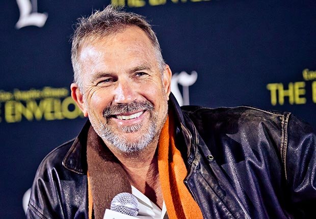 Kevin Costner, January Milestone Birthdays