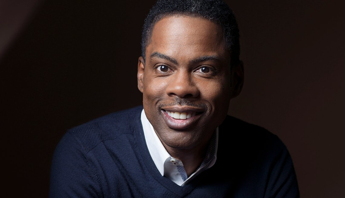Comedian, Actor, Chris Rock, February 2015 Celebrity Birthday Milestones