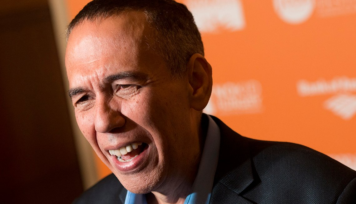Comedien, Gilbert Gottfried, February 2015 Celebrity Birthday Milestones
