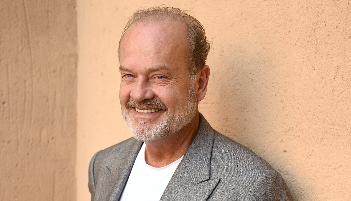 Actor, Kelsey Grammar, February 2015 Celebrity Birthday Milestones
