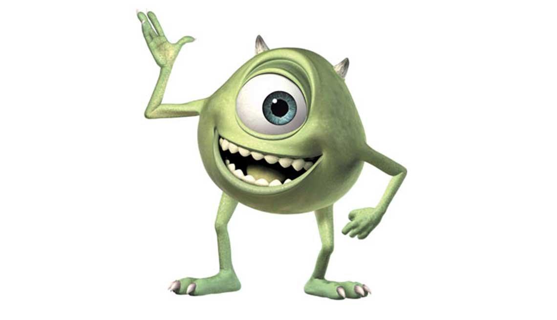 Billy Crystal fue la voz de uno de los personajes de Monsters, Inc.