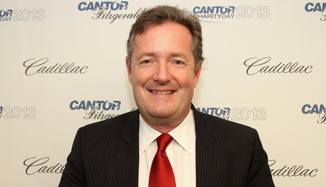 Piers Morgan, Television Host, 2015 March Celebrity Birthday Milestones