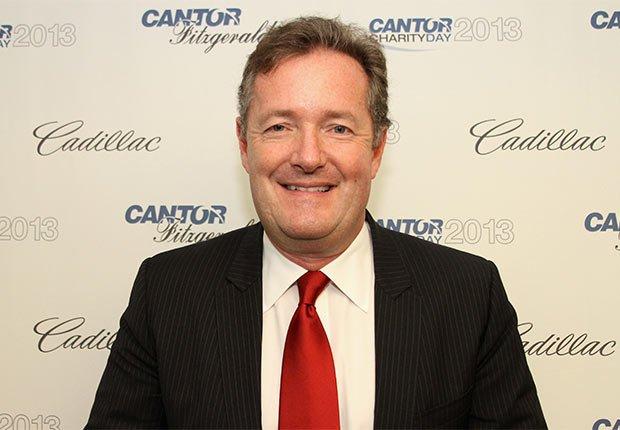 March Milestone Birthdays, Piers Morgan