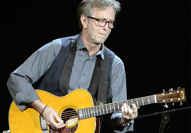 March Milestone Birthdays, Eric Clapton
