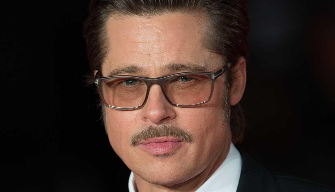 21 Sexiest Men Over 50, Brad Pitt