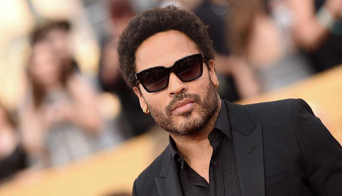 21 Sexiest Men Over 50, Lenny Kravitz