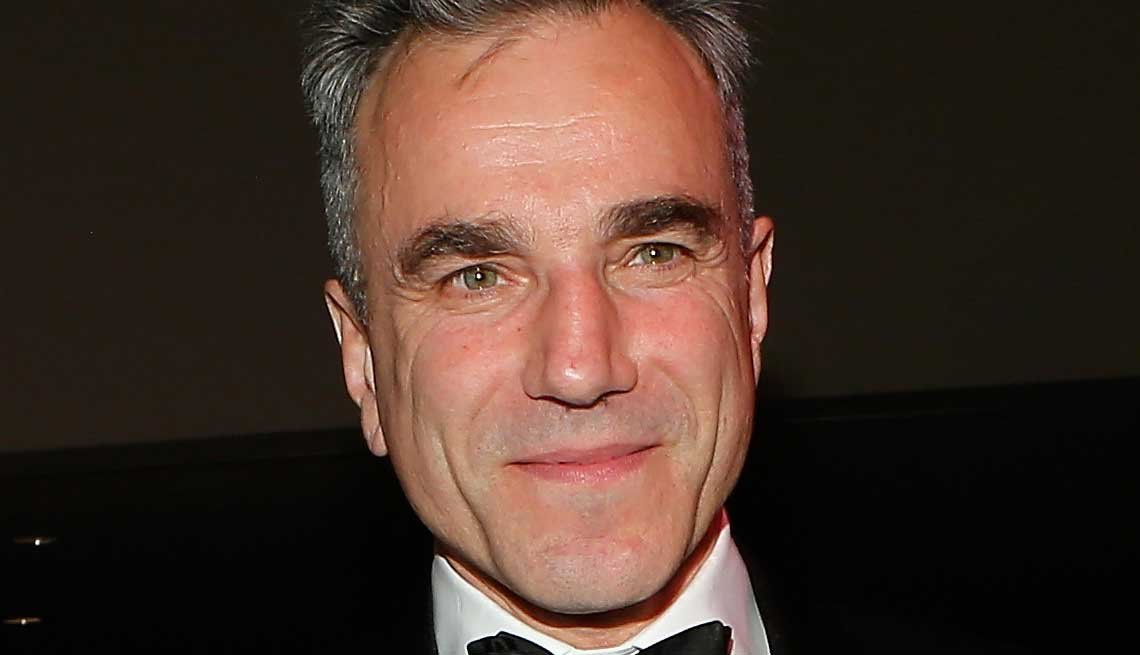 21 Sexiest Men Over 50, Daniel Day-Lewis