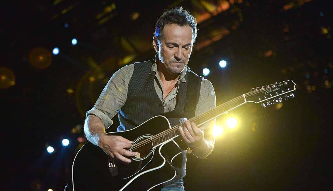 21 Sexiest Men Over 50, Bruce Springsteen