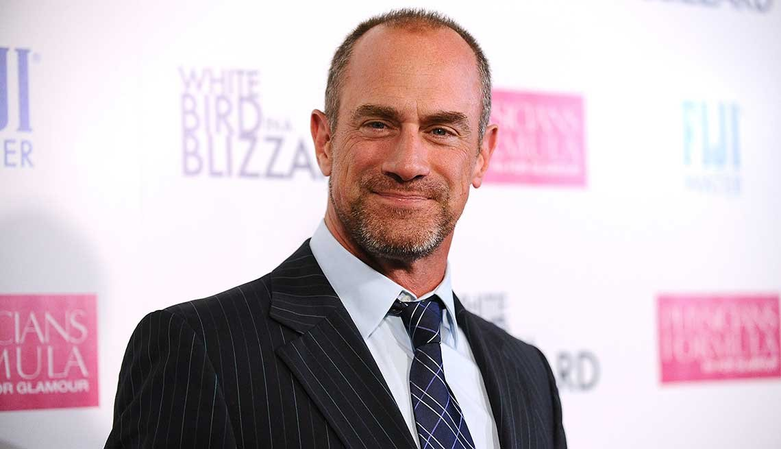 21 Sexiest Men Over 50, Christopher Meloni