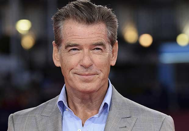 21 Sexiest Men Over 50, Pierce Brosnan