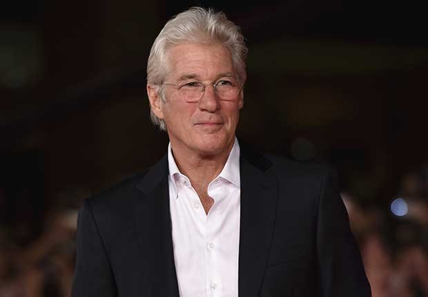 21 Sexiest Men Over 50, Richard Gere
