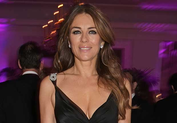 June Milestone Birthdays, Elizabeth Hurley