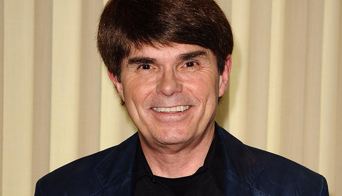July 2015 Milestone Birthdays, Dean Koontz