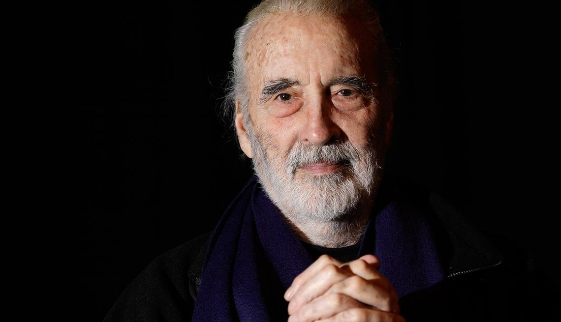 Britain Christopher Lee Interview