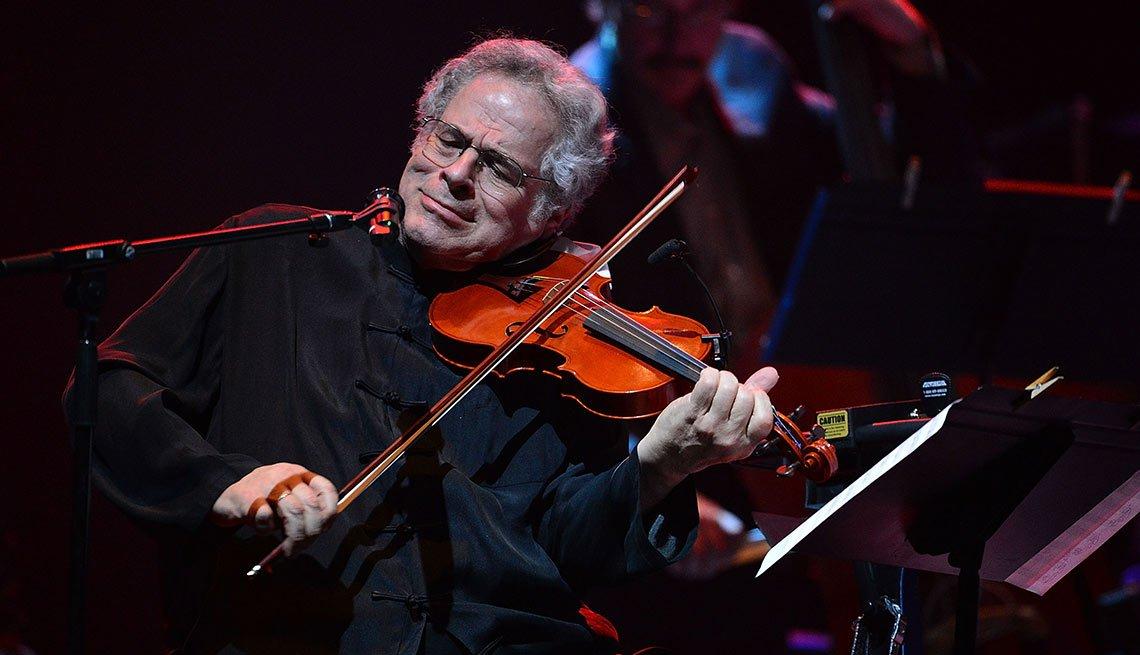 August Milestone Birthdays, Itzhak Perlman, Violinist, Musician, 70